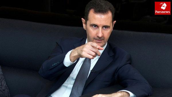 تازه ترین تحولات سوریه از زبان اسد